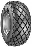 TR387 Non Directional R-3 Tires