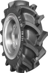 TR171 Rear Tractor R-1 Tires